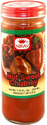 Nirav Hot Sweet Chutney