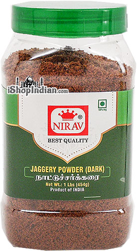 Nirav Jaggery Powder (Dark)
