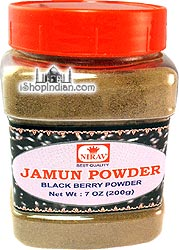 Jamun (Indian Blackberry) Powder