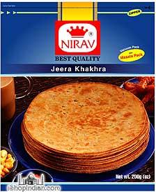 Nirav Khakhara - Jeera Flavor
