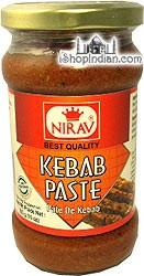 Nirav Kebab Paste