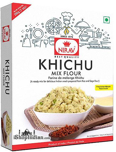 Nirav Khichu Instant Mix Flour