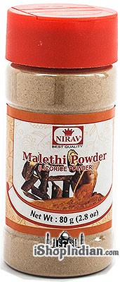 Nirav Malethi Powder (Licorice Powder)