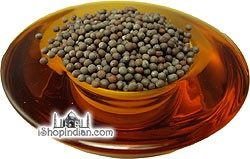 Nirav Mustard Seeds (Big) - 14 oz