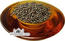 Nirav Mustard Seeds (Big) - 7 oz