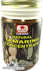 Nirav Tamarind Concentrate / Paste - Natural