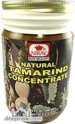Nirav Tamarind Concentrate / Paste - Natural