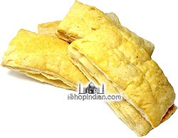 Deep Khari Biscuits (Puff Pastry) - Original Plain