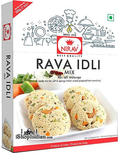 Nirav Rava Idli Instant Mix