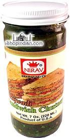 Nirav Rajwadi Sandwich Chutney - Hot