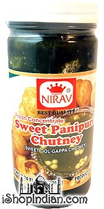 Nirav Pani Puri Concentrate - Sweet