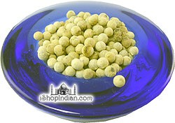 Nirav White Peppercorns Whole
