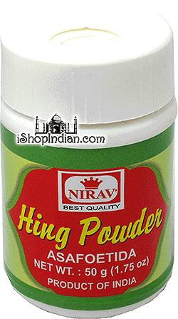 Nirav Hing / Asafoetida Powder