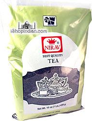 Nirav Tea (Chai) - 1 lb.