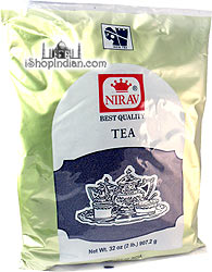 Nirav Tea (Chai) - 2 lbs.