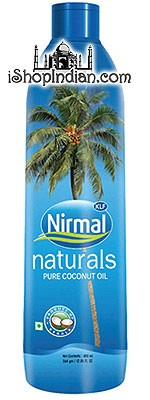 Nirmal Naturals Pure Coconut Oil
