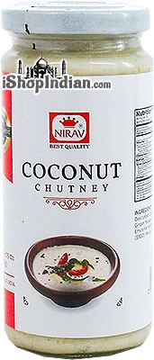 Nirav Coconut Chutney