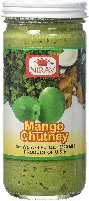 Nirav Mango Chutney (Green)
