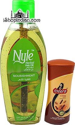 Nyle Herbal Hair Oil - Nourishment