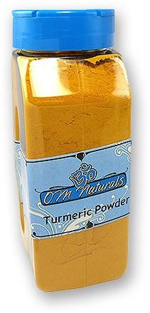 Om Naturals Turmeric Powder - 10 oz Jar