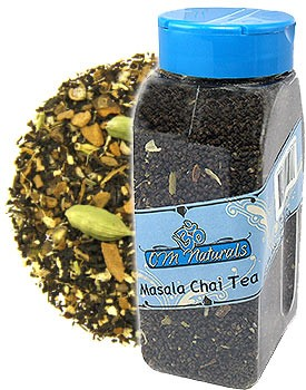 OM Naturals Masala Chai Loose Tea - 8 oz.