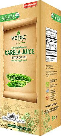 Vedic Organic Karela (Bittergourd) Juice