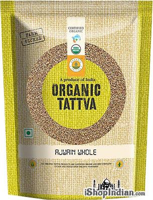 Organic Tattva Organic Ajwain Seeds