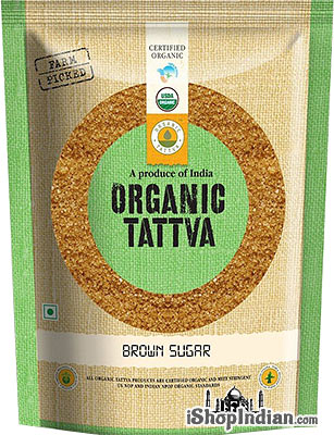 Organic Tattva Organic Brown Sugar