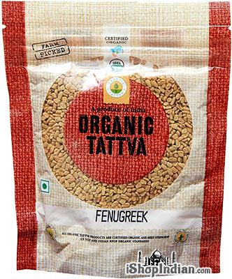Organic Tattva Organic Fenugreek Seed - 10.58 oz