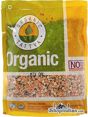 Organic Tattva Organic Mix Dal (Mixed Lentils)