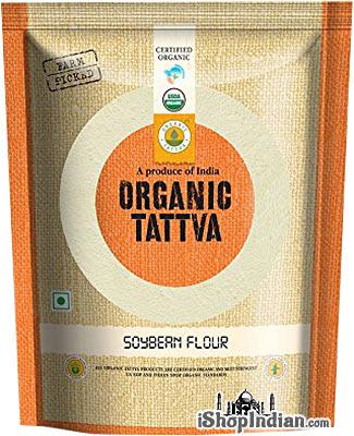 Organic Tattva Organic Soybean Flour