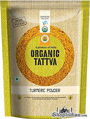 Organic Tattva Organic Turmeric Powder - 8.82 oz