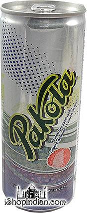 Pakola Lychee Flavored Soda
