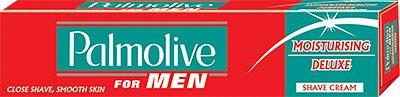 Palmolive For Men - Moisturising Deluxe Shave Cream
