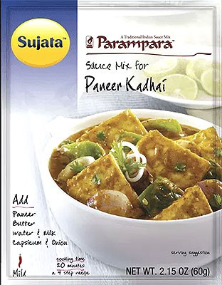 Parampara Paneer Kadhai Mix