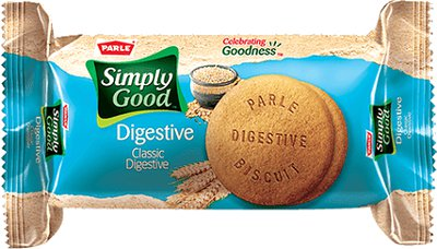 Parle Simply Good Digestive - Classic Digestive - 3.5 oz