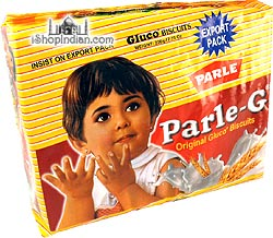 Parle-G Glucose Biscuits - 376 Gms