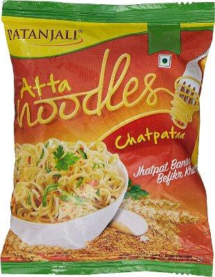 Patanjali Atta Noodles - Chatpata