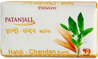 Patanjali Haldi-Chandan Kanti Body Cleanser