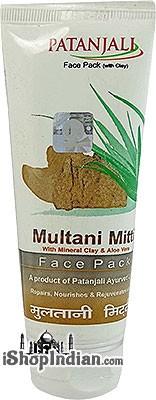 Patanjali Multani Matti Face Pack