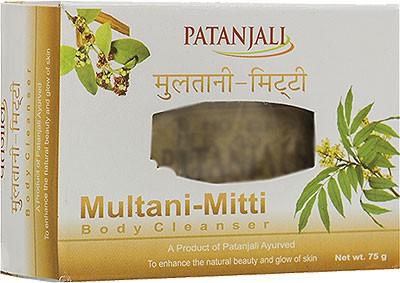 Patanjali Multani-Mitti Body Cleanser