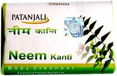Patanjali Neem Kanti Body Cleanser