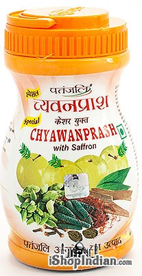 Patanjali Special Chyawanprash with Saffron - 500 gms