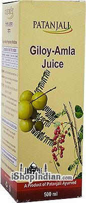 Patanjali Giloy-Amla Juice