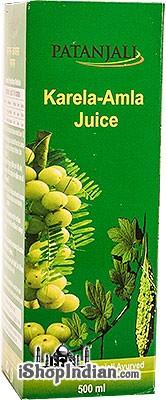 Patanjali Karela-Amla Juice