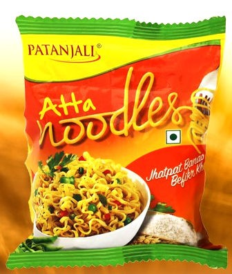 Patanjali Atta Noodles - Classic