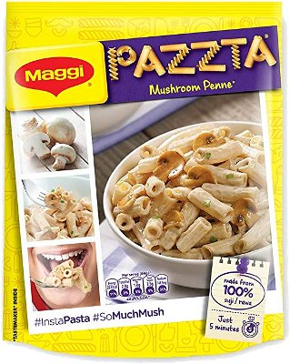 Maggi Pazzta - Mushroom Penne Flavor