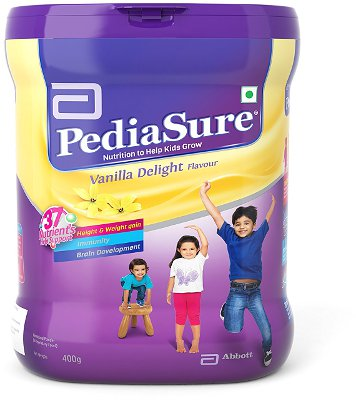 PediaSure Nutritional Drink Powder - Vanilla Delight Flavour