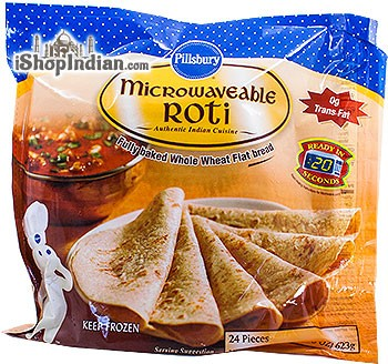Sujata Microwaveable Roti - 30 pcs (FROZEN)
