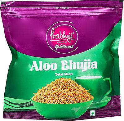 Prabhuji Aloo Bhujia - Total Masti